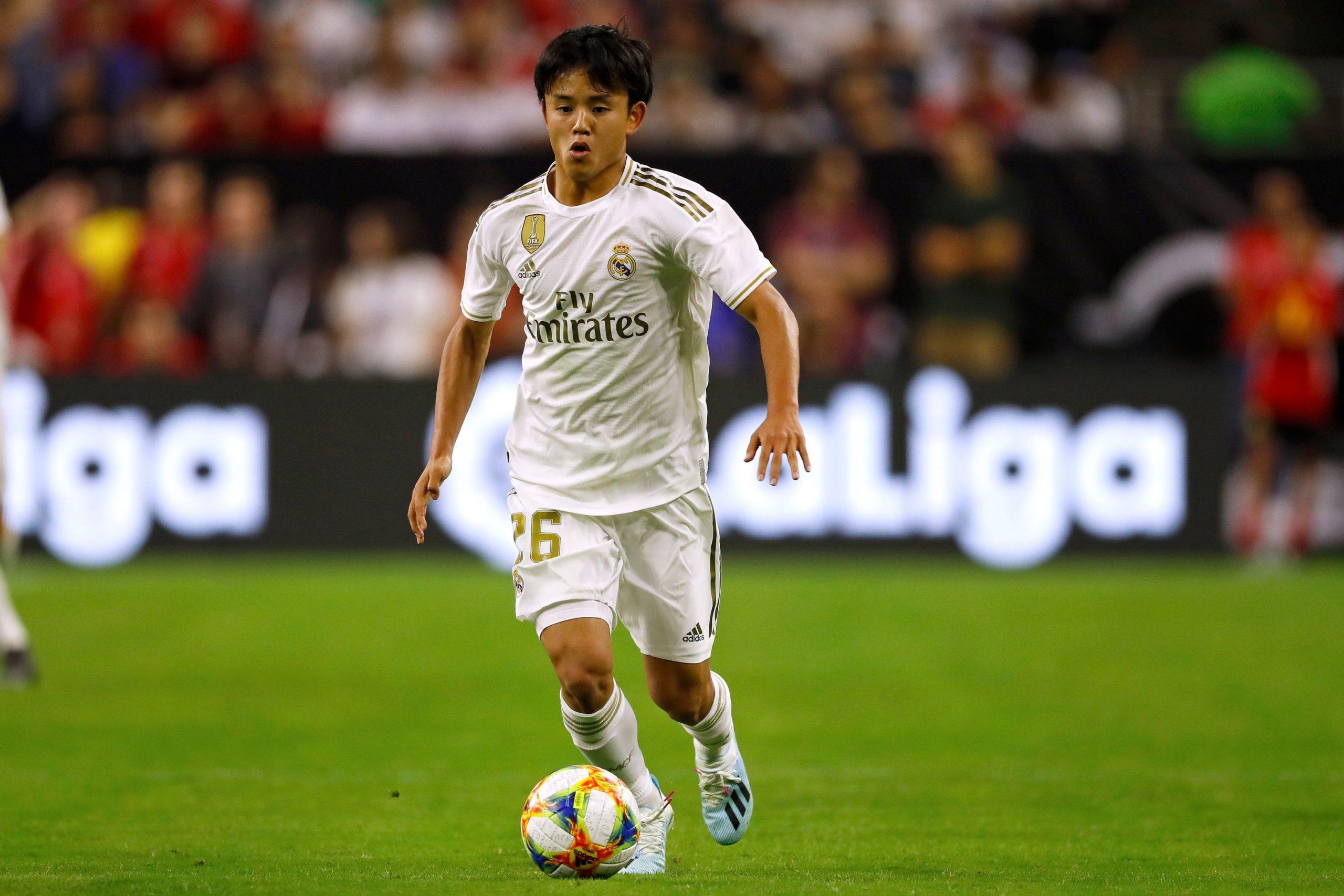 Real Madrid chuẩn bị gia hạn Kubo